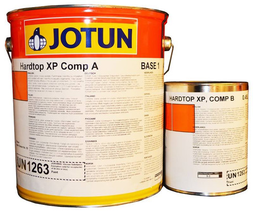 Jotun Hardtop XP Glossy Topcoat paint