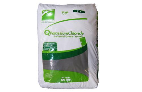 SQM Potassium chloride Min 95% 25kg bag