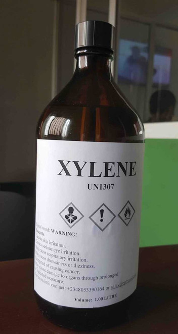 Xylene Reagent grade 1 liter bottle