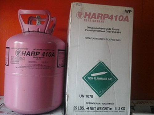 Harp Refrigerant Gas 410A