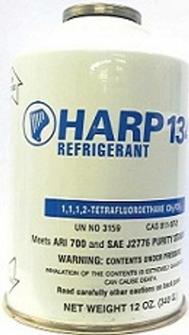 Harp Refrigerant Gas 134a 12 OZ