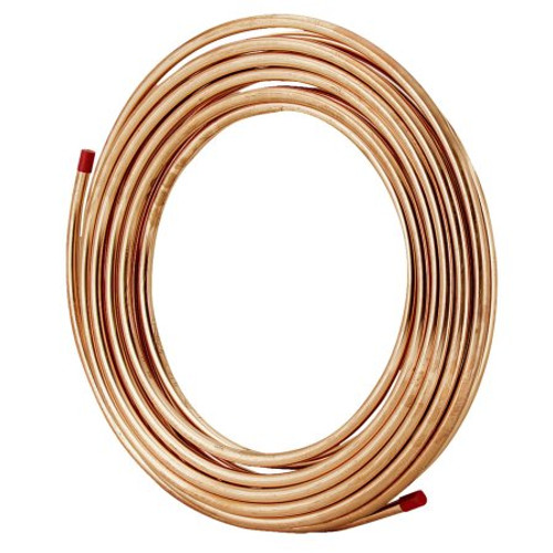 "Refrigeration Tube IUSA 5/16"" Soft Copper"