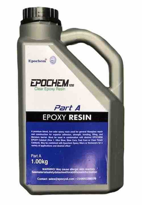 Epoxy Resin Epochem 105, 1kg Keg