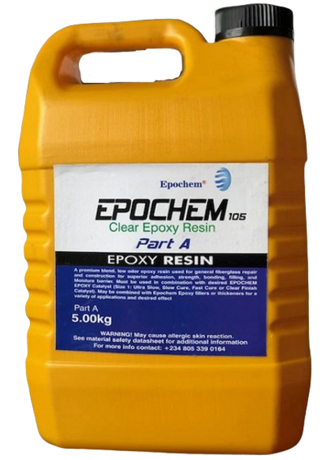 Epoxy Resin- Epochem 105, 5kg Keg