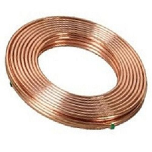 "Refrigeration Tube IUSA 1/2"" Soft Copper"