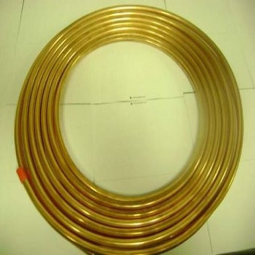 "Refrigeration Tube IUSA 5/8"" Soft Copper"