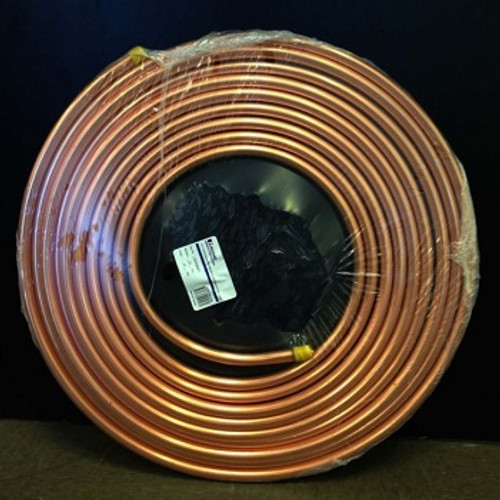 "Refrigeration Tube IUSA 3/4"" Soft Copper"