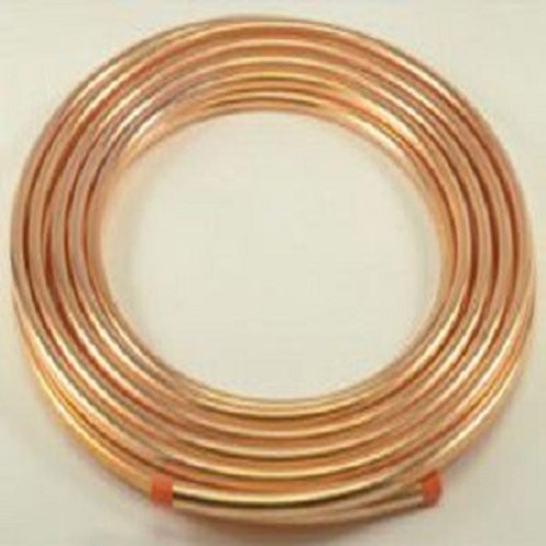 "Refrigeration Tube IUSA 7/8"" Soft Copper"