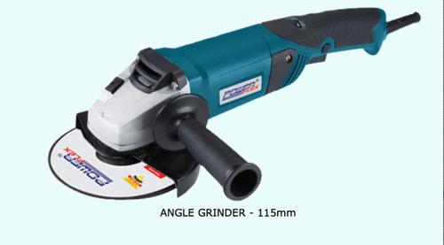 Powerflex Angle grinder 4-1/2 inch 115mm 1050W