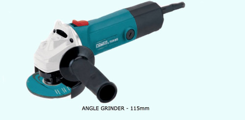 Powerflex Angle grinder 4-1/2 inch 115mm 900W