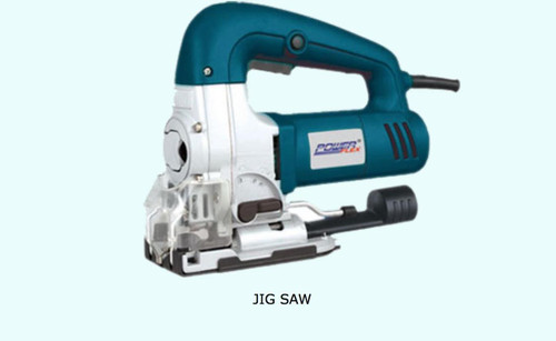 Powerflex Jig Saw 600W