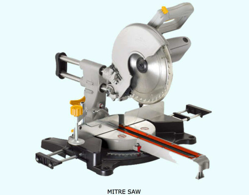 Powerflex Mitre 255mm 1400W