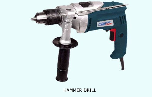 Powerflex blue 17mm Demolition hammer drill
