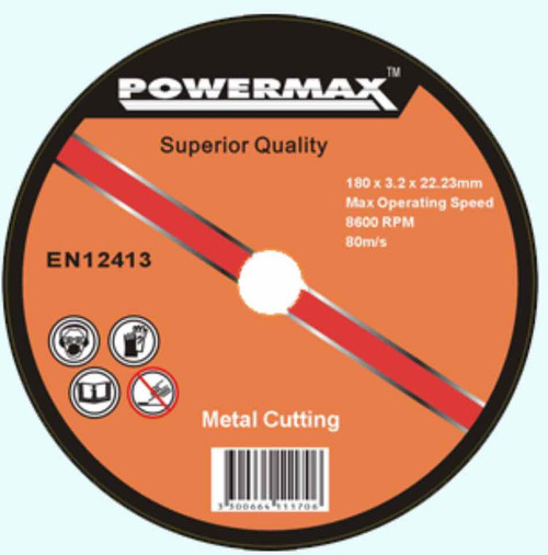 PowerMax Grinding disc 9 inch 230mm