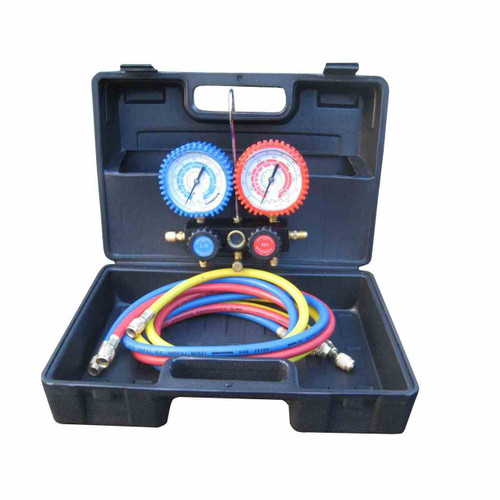 A/C Manifold Gauge Set Box
