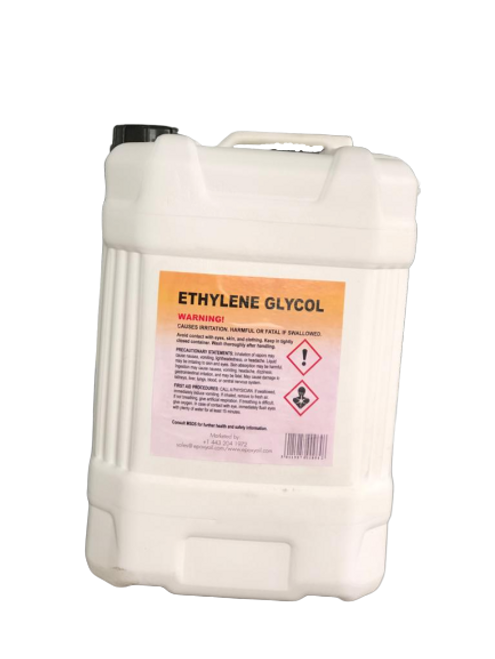 Ethylene Glycol 20 liters Keg