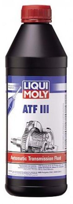 LIQUI MOLY Automatic Transmission Fluid - ATF III 1 Litre