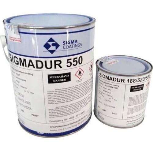 Sigmadur 550 SIgma Marine Paint