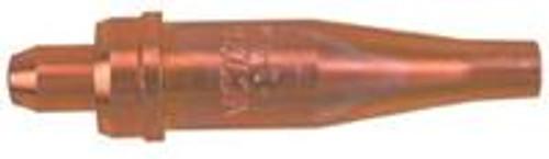 Victor 4-1-101 Single Piece Acetylene Cutting Tip - 0330-0008