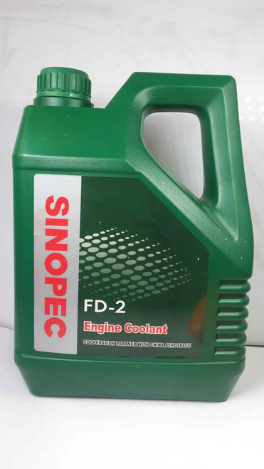 Sinopec Engine Coolant FD-2 4liters