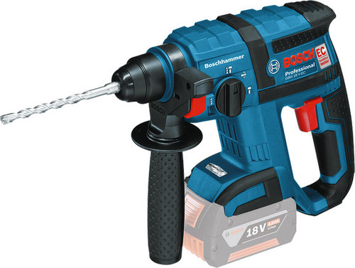 Bosch GBH 18 V-EC Professional Cordless Rotary Hammer with SDS-Plus