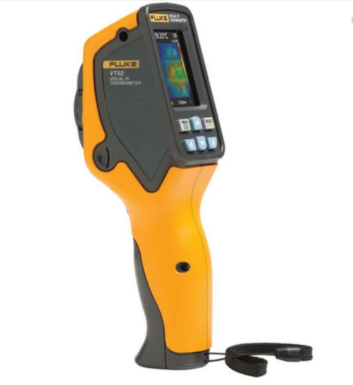 FLUKE VT02 Visual INFRARED Thermometer FRONT