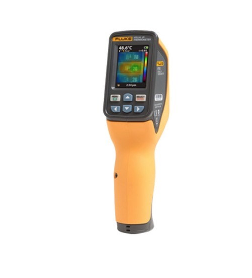 FLUKE VT02 Visual INFRARED Thermometer SHOW