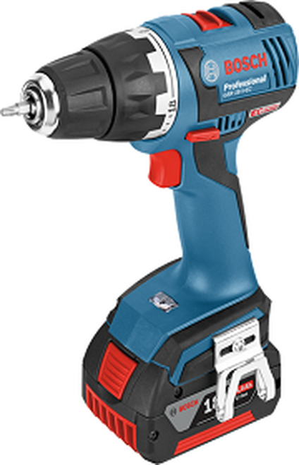 Bosch GSR 18 V-EC Professional Cordless Drill/Driver