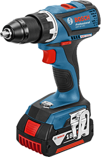 Bosch GSR 18 V-EC Professional Cordless Drill/Drivers