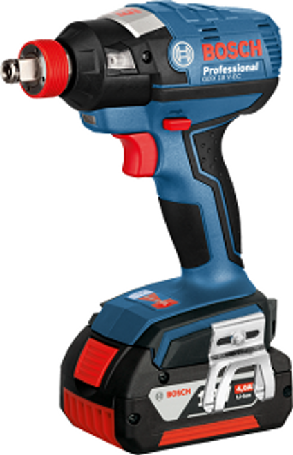 Bosch GDX 18 V-EC Professional Cordless Impact Driver/Wrench