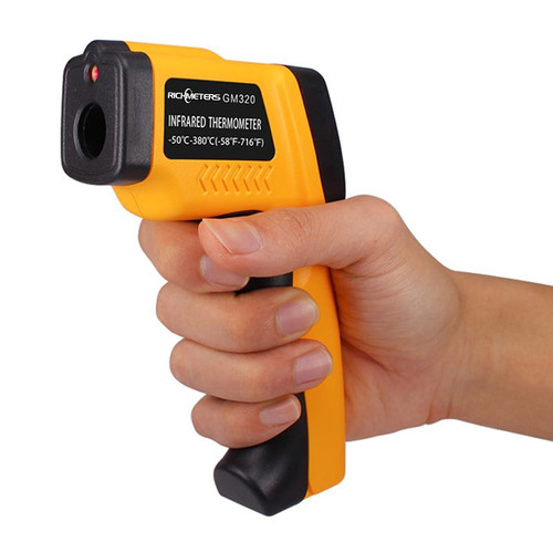 Infrared Thermometer GM320 Digital
