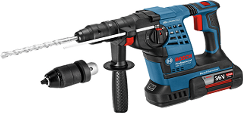 Bosch GBH 36 VF-LI Plus Professional Cordless Rotary Hammer with SDS-plus