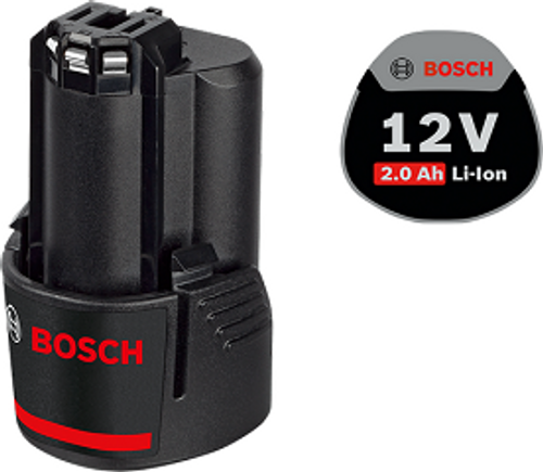 Bosch GBA 12V 2.0Ah Professional Battery Pack