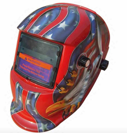 Hellog Auto darkening automatic welding helmet 1