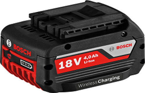 Bosch GBA 18V 4.0Ah W Wireless Charging Professional Battery Pack
