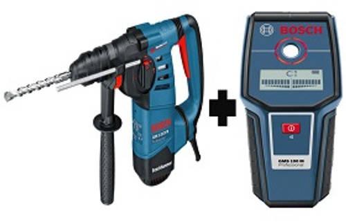Bosch GBH 3-28 DFR + GMS 100MProfessional Rotary Hammer with SDS-plus