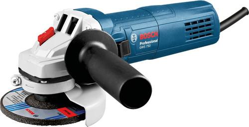 Bosch GWS 750-115 mm Professional Angle Grinder + DD