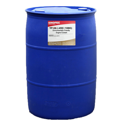 Sinopec High Quality Engine Coolant Fd-2 200 Liters drum