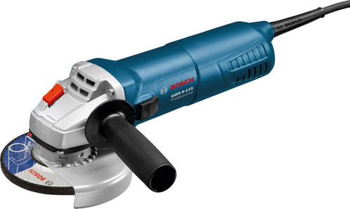 Bosch GWS 9-115 Professional Small Angle Grinder