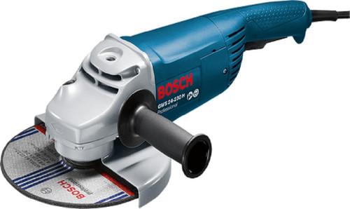 Bosch GWS 24-230 H + CB Professional Angle Grinder