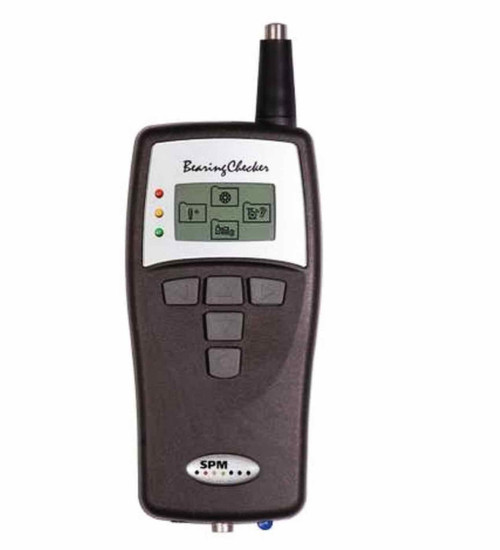 SPM Instrument VC100 Vibchecker Vibration Meter