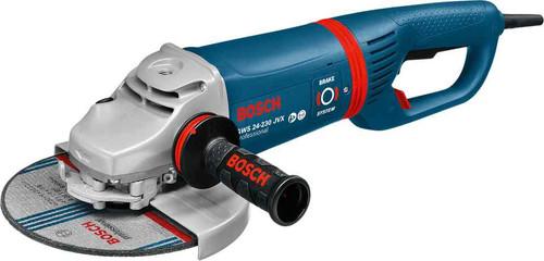 Bosch GWS 24-230 JVX Large Angle Grinder Professional