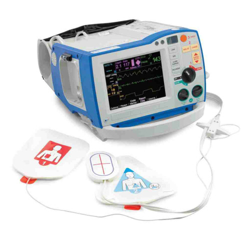 Cardiac Monitor And Defibrillator
