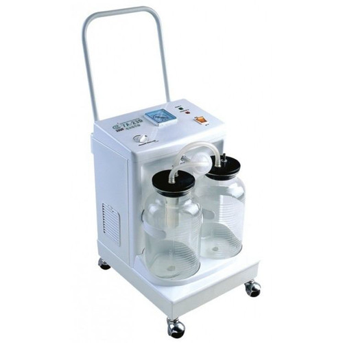 Suction Machine With Catheters
