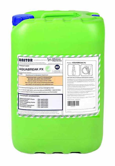 Unitor Aquabreak PX 25 liters Can