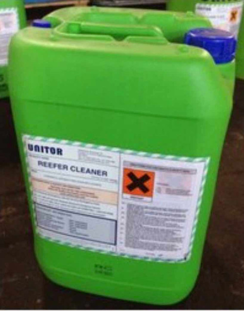Unitor Reefer Cleaner 25 Liters