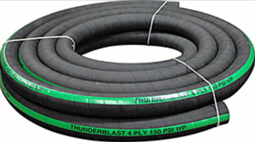 Blast hose 2 inches 38 X 9, 40 meters length