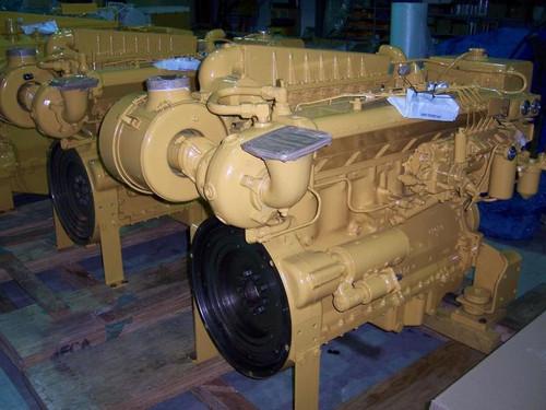 CATERPILLAR 3306 ENGINE, USED CAT SPARE PARTS