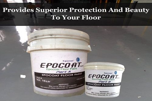 EPOCOAT Floor Paint
