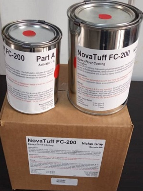 NovaTuff FC-200 Epoxy Floor Coating